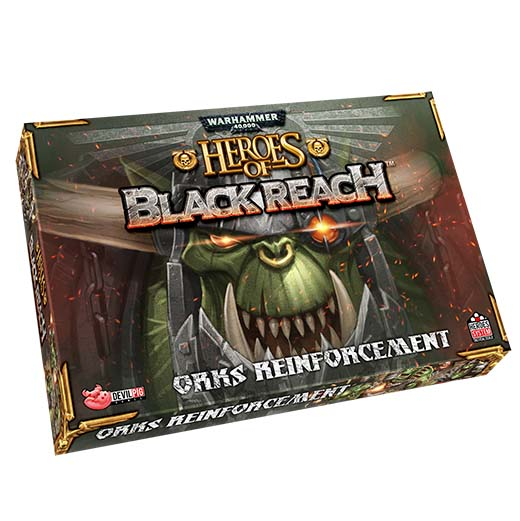 Refuerzos orcos para heroes of black reach