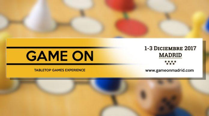 Logotipo de GAME ON