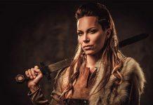 Guerrera Vikinga imagen