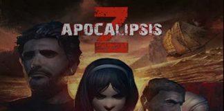 Portada del juego de mesa de apocalipsis Z