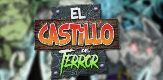 Logotipo de El Castillo del terror