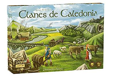 Juego Clanes de Caledonia