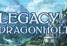 Logotipo de Legacy of Dragonholt