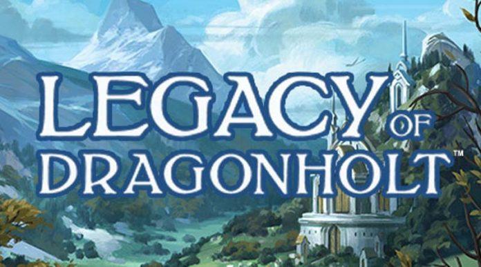 Logotipo de Legacy of Dragonholt