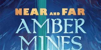 Logotipo de Near and Far Amber Mines