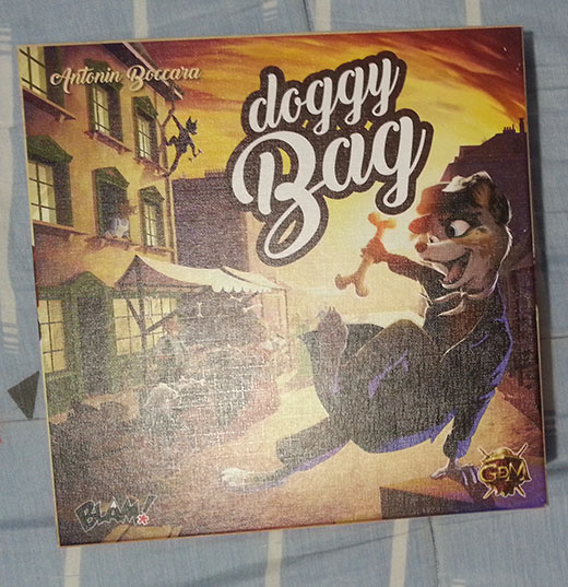 Caja de Doggy Bag