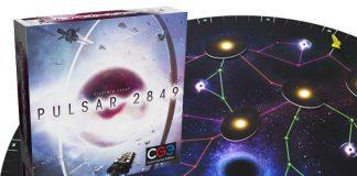 Imagen de Pulsar 2849 una de las novedades de Czech Games Edition