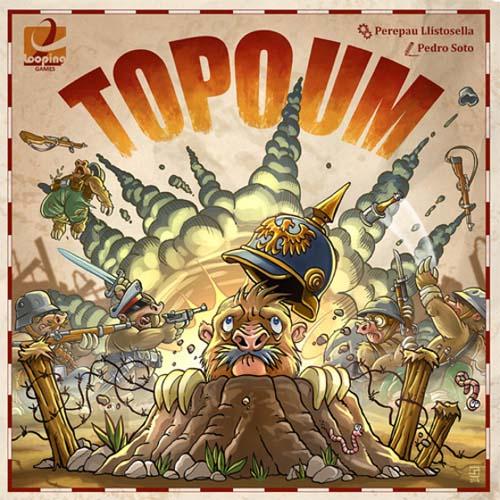 Portada de Topoum
