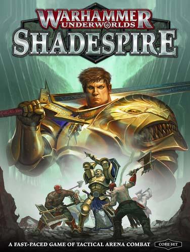 Portada de Warhammer Underworlds: Shadespire