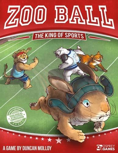 Portada de Zoo Ball