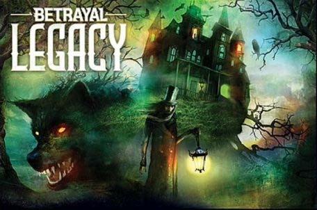 Arte de Btrayal Legacy
