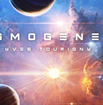 logotipo de cosmogenesis