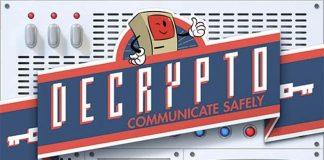 Logotipo de Decrypto