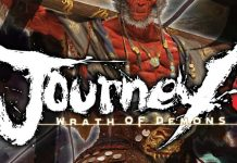 Logotipo de Journey: Wrath of Demons