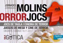 Logotipo de Molins Horror Joc