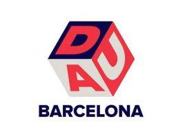 Logotipo del Festival DAU de Barcelona