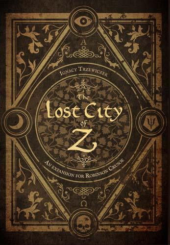 Portada de Robinson Crusoe: La Ciudad Perdida de Z