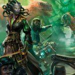 Ilustración del plano de Magic: The Gathering Ixalan