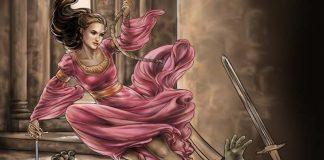 Portada de Maiden's Quest de wizkids