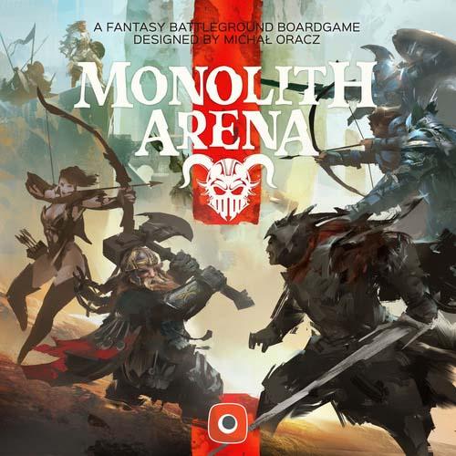 Portada de Monolith Arena