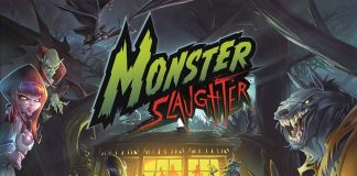 Portada de Monster Slaughter