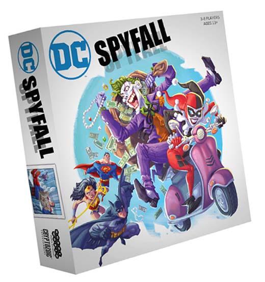 Portada de Spyfall DC