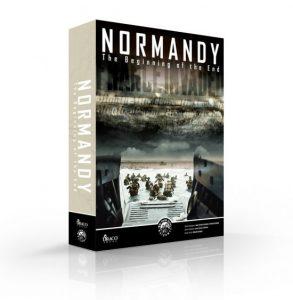 Caja del juego Normandy
