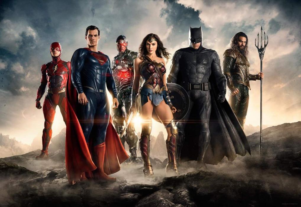 Liga de la justicia DC Comics