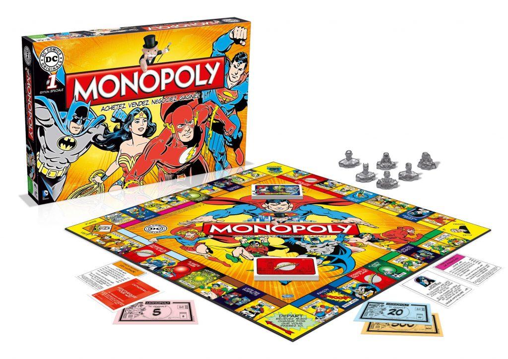 Monopoly de DC Comics