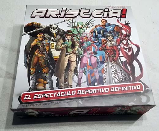 Caja de Aristeia