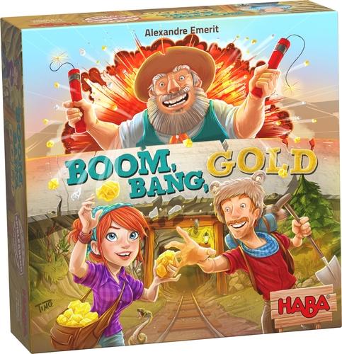 Portada de Boom, Bang, Gold