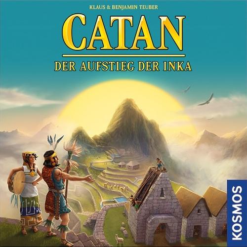 Catan: el ascenso de los Incas