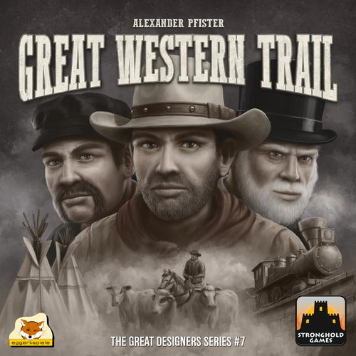 Portada de Great Western Trail