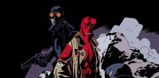 Ilustración de Hellboy