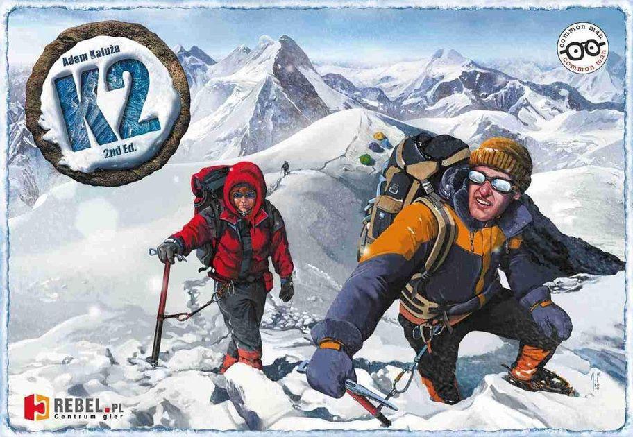 Juego K2 de rebel
