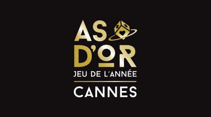 Logotipo del As d' Or 2018 Jeu de l' Année