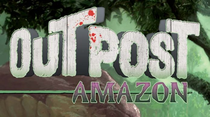 Logotipo de Outpost Amazon