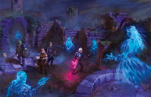 Ilustracion de realms of Terrinoth