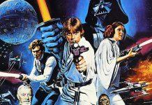 Detalle de la portada de Star Wars el juego de rol