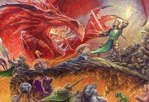 Detalle de la portada de Talisman