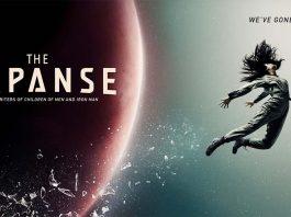 Imagen promocional de SyFy de la serie The Expanse