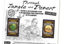 Portada de Memoir 44 Through Jungle and Desert battle map