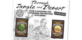 Portada de Memoir 44 Through Jungle and Desert battle map