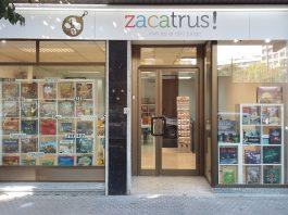 Tienda física de Zacatrus