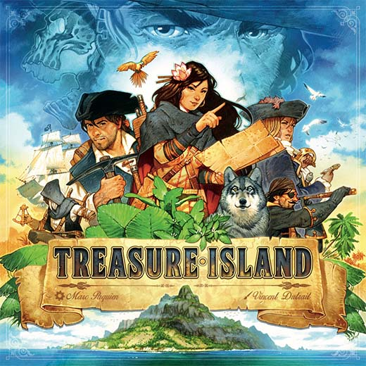 Portada de Treasure Island