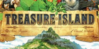 Logotipo de Treasure Island