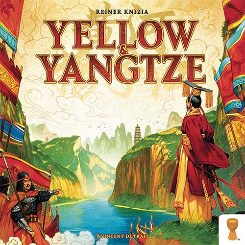 Portada de Yellow and Yangtze