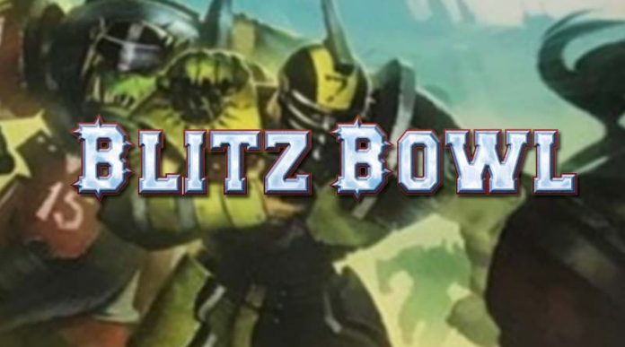 Logotipo de Blitz Bowl