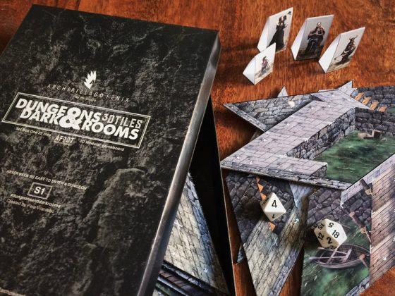 Contenido Dungeons&Darkrooms
