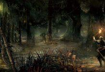Ilustración de Dark Souls